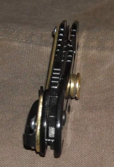 Cryo lock bar stabilizer mod. (2/2)