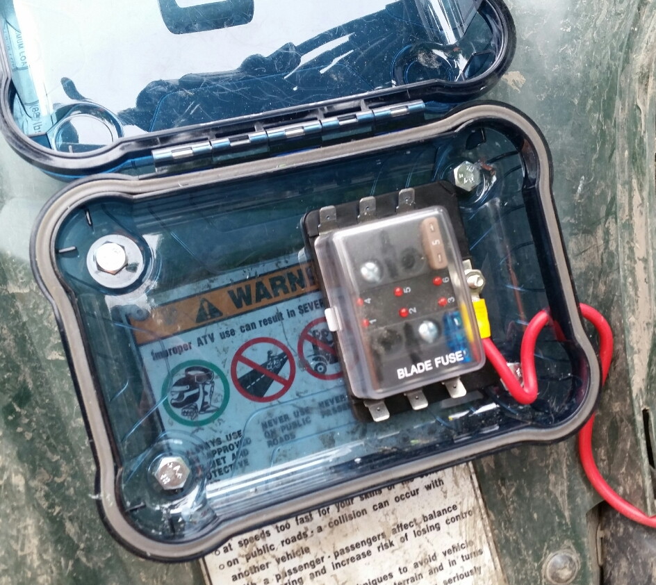 Fuse Box For Atv - Do you want to download wiring diagram? Accessory Fuse Box on